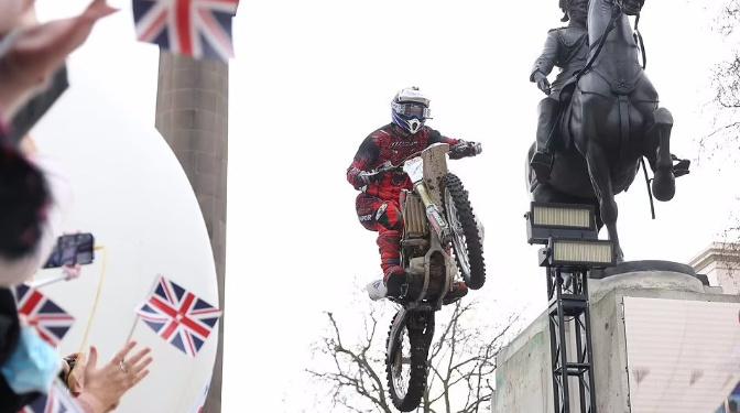 Ford Focus car stunt team